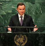 Polish President Duda: If not now, when?   By Gideon TAYLOR, Colette AVITAL